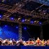 Dresner Philharmonie am Elbufer 6.07.12 Dirigent Michael Sanderling Moderation BIrgit Schaller