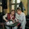 """""""Frau Hechel und Frau Pichel"""" alias Birgit Schaller und Gloria Nowack"""